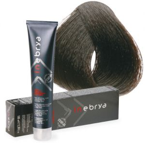 4/0 Inebrya Color, farba do włosów 100ml