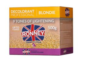 RONNEY rozjaśniacz  BLONDIE 9 Tones of Lightening 0,5 kg
