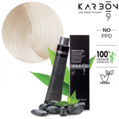 ECHOS KARBON CB10 Platinum Blonde 100ml