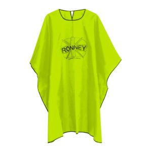 RONNEY Professional Hairdressing Cape NEON - Peleryna kolor Neon (RA00284)