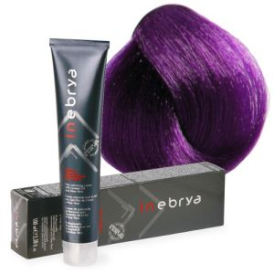 VIOLET  Inebrya Color, farba do włosów 100ml